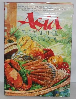 Asia The Beautiful Cookbook by Jackie Passmore - 1856130118